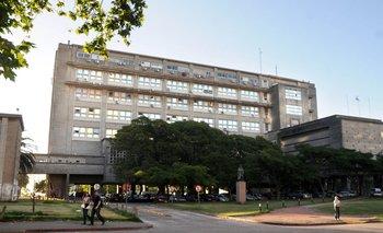 Sede de la Facultad de Ingeniería.