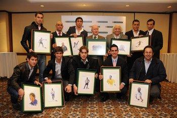 Los ganadores de Fútbolx100 del Campeonato Uruguayo 2011-2012