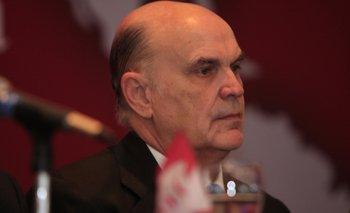 Presidente de la Organización Mundial de Sanidad Animal (OIE), Carlos Correa