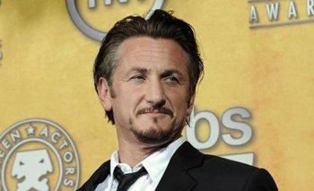 Sean Penn volvió a Cannes