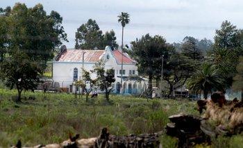 Uno de los hogares de la Colonia Berro