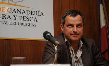 Daniel Garín, subsecretario del Ministerio de Ganadería, Agricultura y Pesca