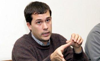 Martín Rebella, presidente del SMU