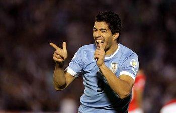 Cuatro goles a Chile una misma noche