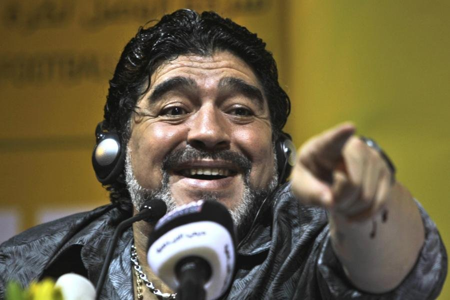 El desagradable gesto de Peter Shilton tras la muerte de Diego Maradona