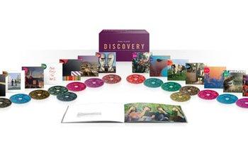 La caja y todos los discos de Pink Floyd que comenzarán a relanzarse este mes