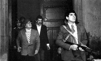 Salvador Allende, derrocado por el golpe de 1973