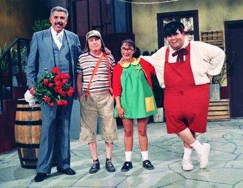 El Chavo debutó en la televisión mexicana en 1971