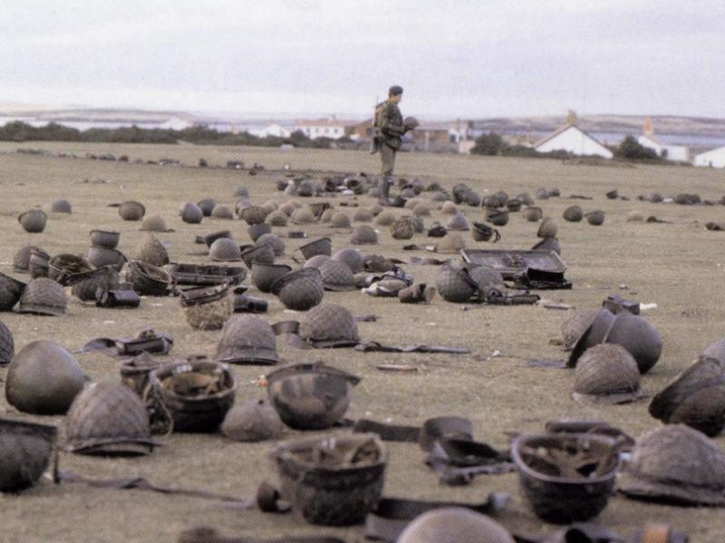 Identificaron los restos de otro soldado caído en Malvinas