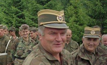 El exgeneral Ratko Mladić fue condenado por genocidio en La Haya
