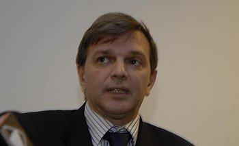 Sebastián Bauzá, presidente de la AUF
