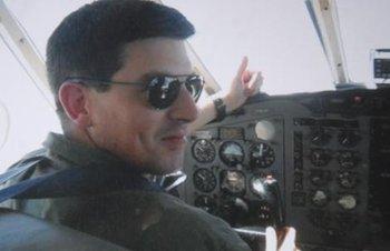 El capitán José Ignacio Larrosa