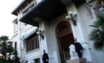 Residencia presidencial del Prado