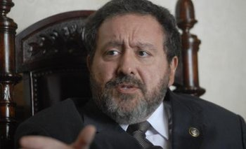 Jorge Chediak, futuro presidente de la Suprema Corte de Justicia