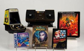 Los seis juegos seleccionados para la primera tanda del Salón de la Fama de los videojuegos