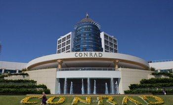 Hotel Conrad.