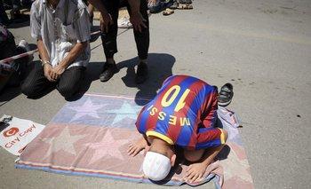 Lionel Messi no es solo lo que da en la cancha; también hace facturar millones por otros ítems