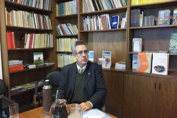 Vicente Plata dialogó con El Observador y destacó los logros locales<br>