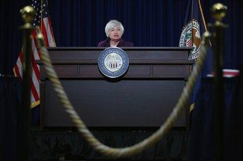Janet Yellen, secretaria del Tesoro de EEUU