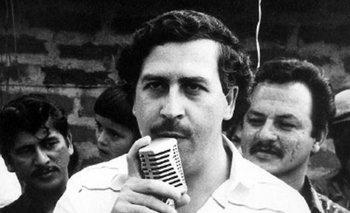 Pablo Escobar Gaviria, excapo colombiano