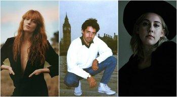 Florence + The Machine, Juan Wauters y Torres