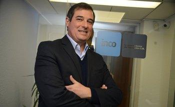 Carlos Alba, de Inco<br>