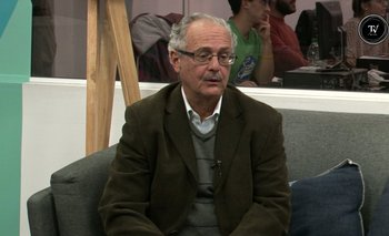 Juan Manuel Rodríguez, director del Instituto de Relaciones Laborales de la Universidad Católica.