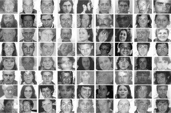 Personas ausentes que fueron registradas en el Ministerio del Interior. Foto de archivo.<br>