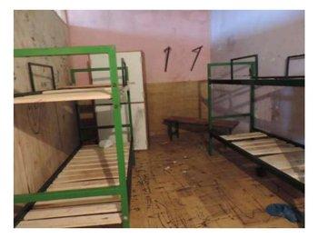 Dormitorio del Hogar Adolescentes Varones de Tacuarembó
