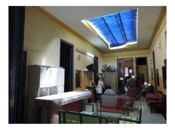 Sala de estar del Hogar Ceif de Montevideo
