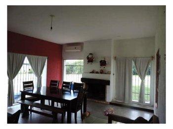 Sala de estar del Hogar Infantil de Tacuarembó