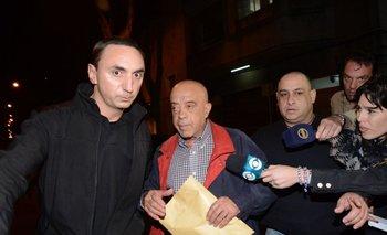 Amodio Pérez quedó en libertad en la noche de este domingo<br>