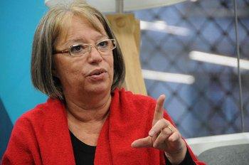 Senadora Mónica Xavier.