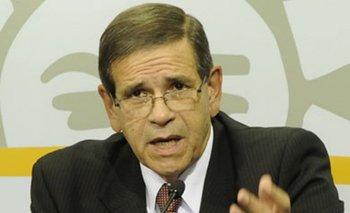 Carlos Díaz, secretario nacional antilavado<br>