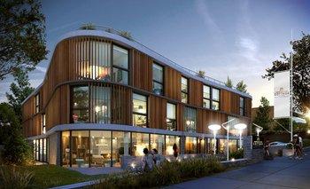 Así será el nuevo Puerto Buceo Cottage Nuevo City Hotel<br>