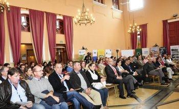 Las actividades de la MTO generaron un gran interés en los protagonistas de la agricultura.<br>