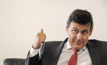 Jorge Díaz, fiiscal de Corte.