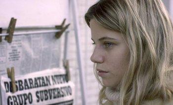 Justina Bustos es una de las protagonistas junto a la también argentina Cecilia Roth
