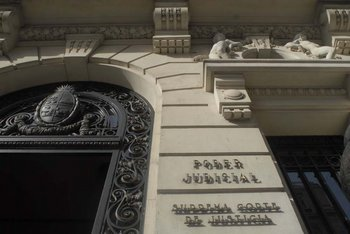 Suprema Corte de Justicia.