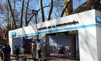 Stand del BSE en la Expo Prado 2015.<br>