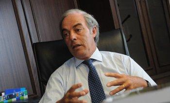 Álvaro Ambrois seguirá ejerciendo la presidencia de Conaprole.<br>