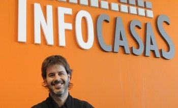 Ricardo Frechou, CEO de InfoCasas