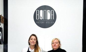 Florencia Ferrari y Laura Bondarenko