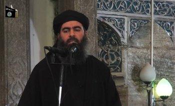 Abu Bakr al Bagdadi, líder de Estado Islámico
