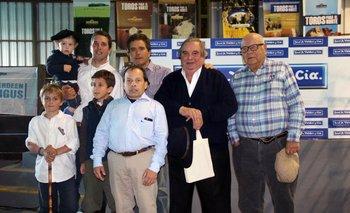 Las familias Bove y Valdez en Don Tito