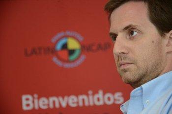 Alejandro Furas, secretario general de Latin NCAP <br>