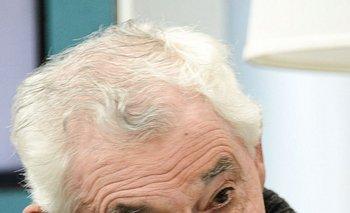 Ernesto Agazzi renunció al Senado