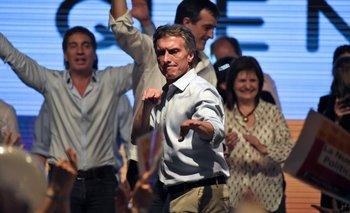 Ni Mauricio Macri esperaba estos resultados.