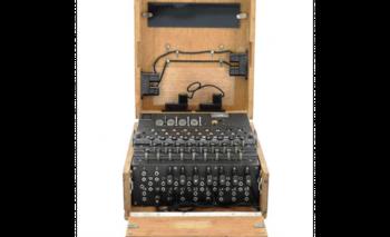 <p>La máquina fue fabricada entre los años 1943 y 1945</p><p></p>