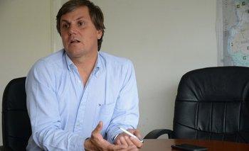 Presidente de la Asociación Uruguaya de Productores de Carne Intensiva Natural (Aupcin), Álvaro Ferrés.